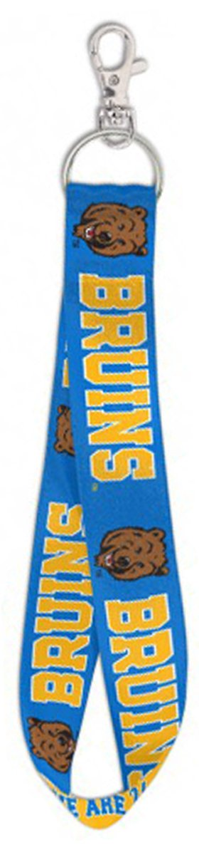 WinCraft UCLA Bruins Key Strap Key Chain, 9.5 inches long