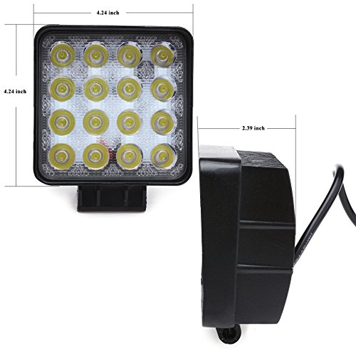 Aellons-Spot-LED-Work-Light-3Watt-High-Power-Epistar-LEDs-Off-road-Led-lights-for-SUV-ATV-etc