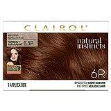 Clairol Natural Instincts Semi-Permanent, 6R Light