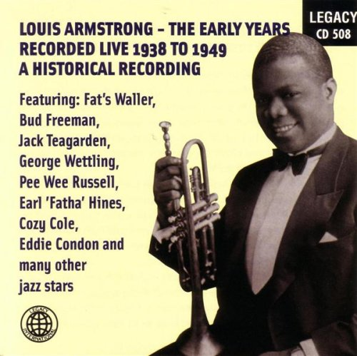 Early Years: Recorded Live 1938-49
