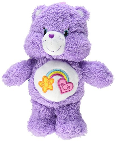 Care Bear Plush (Just Play Care Bear Fluffy Friends Bean Best Friend Plush)