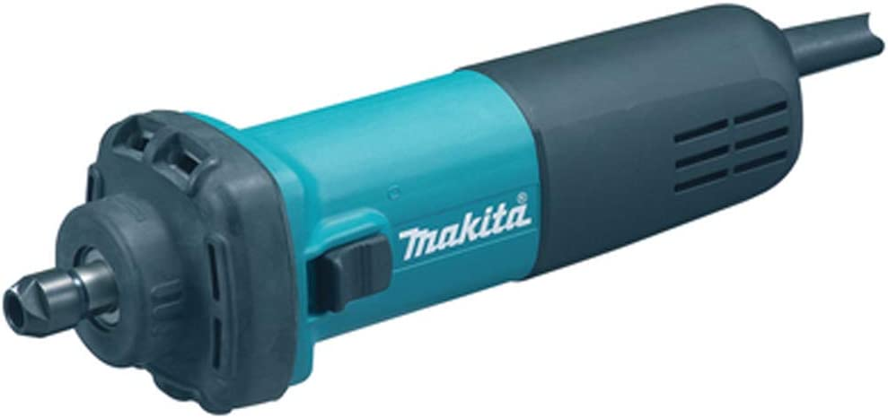 MAKITA GD0602 Amoladora Recta 6Mm 400W, 3.6 W, 24 V, Multicolor