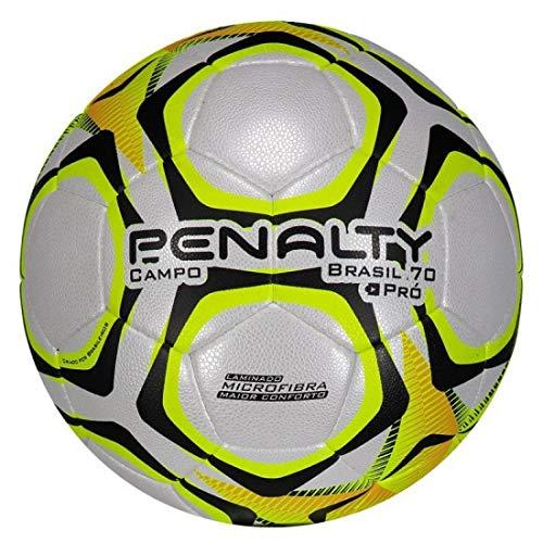 Bola Campo Brasil Penalty Branco
