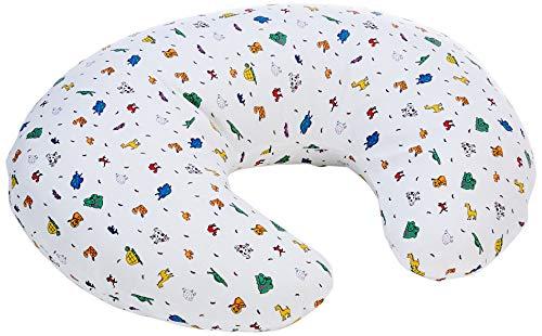Widgey 5-in-1 Multi-Function Nursing Pillow - Cotton Maternity Cushion -...