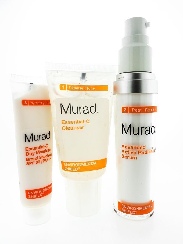Murad Bright Skin Environmental Shield Trio
