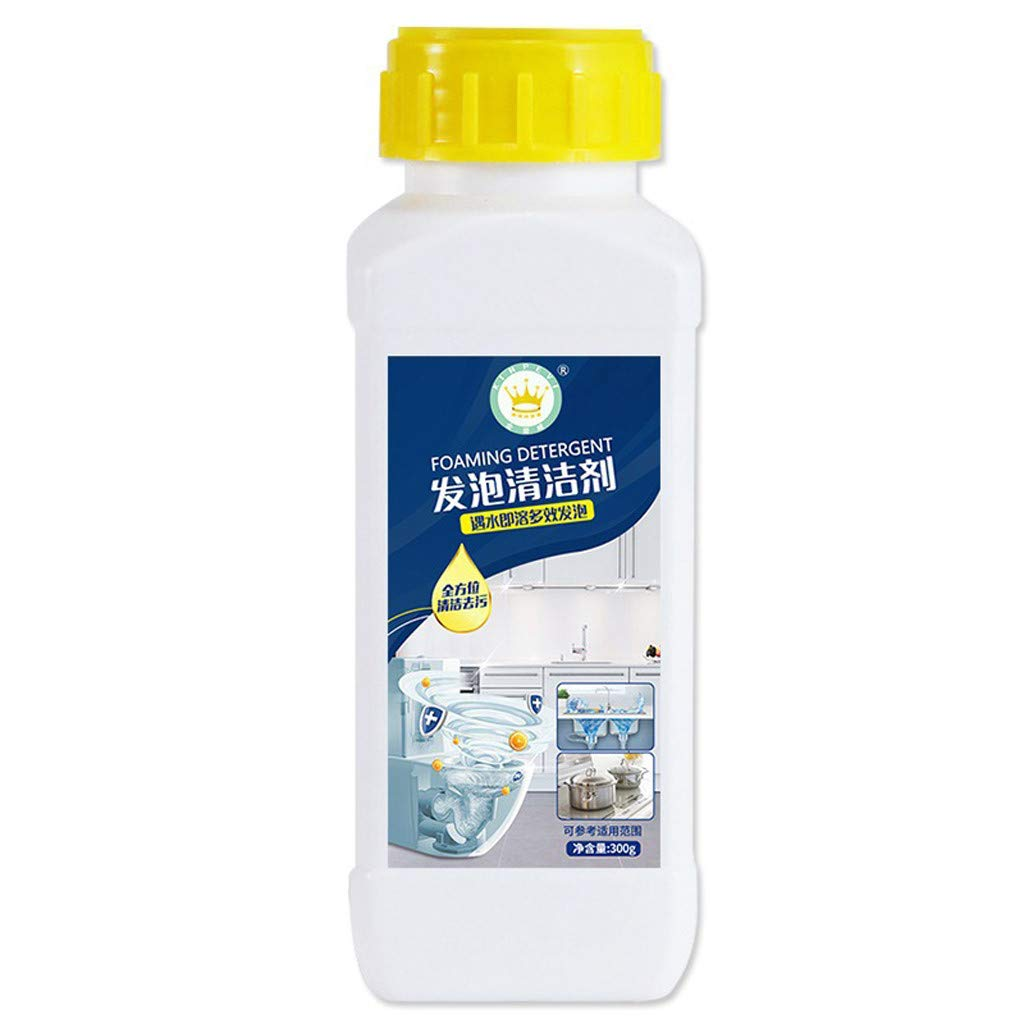 Fast Foaming Cleaner, ZTY66 2019 Quick Foaming Toilet Cleaner For Toilet Washing Machine Sink Floor Tile