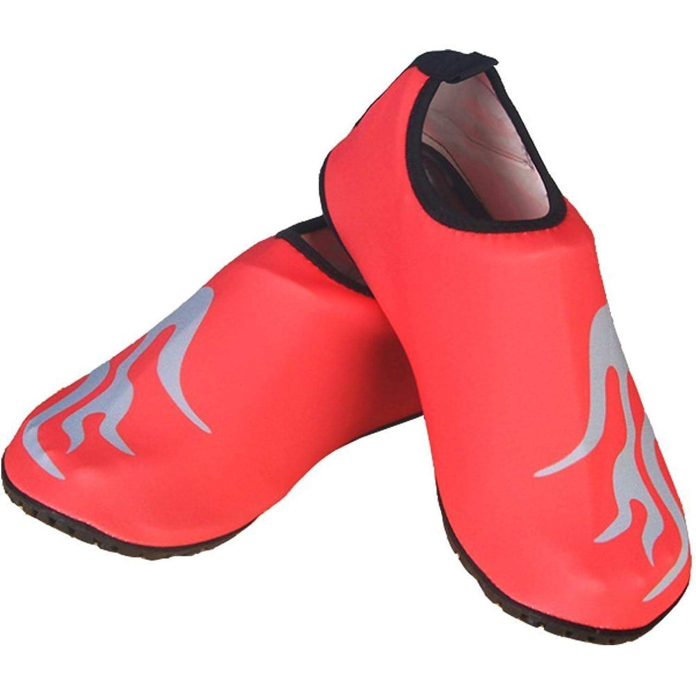 Advogue Unisex Barefoot Water Skin Shoes for Beach Swim Surf Yoga Exercise Aqua Shoes
