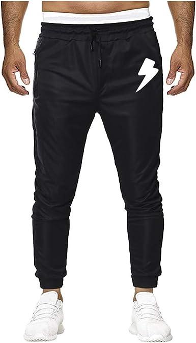 CLOOM Ropa Streetwear Hombre para Verano Pantalones Hombre ...