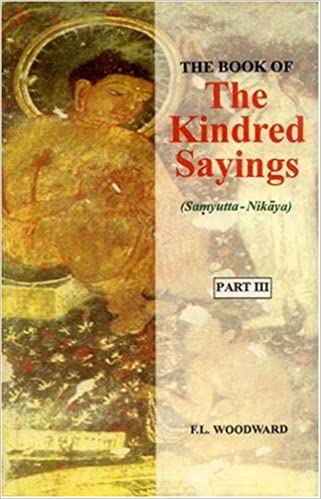 Rhys Davids and Woodward Kindred Sayings cover art