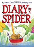 Diary of a Spider, Doreen Cronin, 0062233009