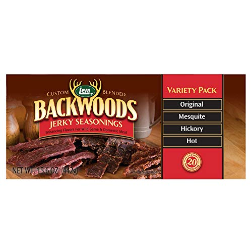 Backwoods Jerky Variety Pack (Classic)