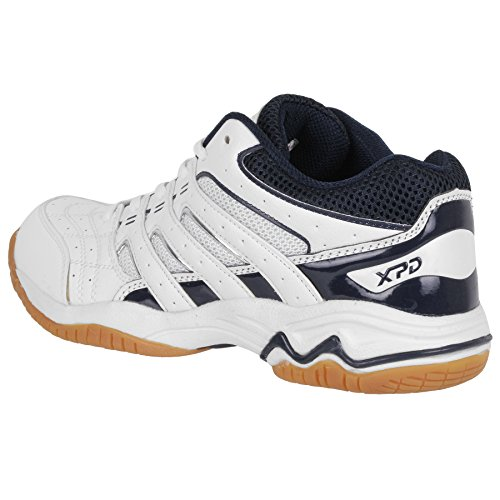Professional mujer Zapatillas sintético Sports blanco voleibol Weiß de para Blau material XPD de Shoes wgAdxvwaq