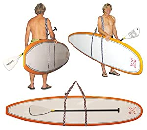 Fast Strap Stand Up Paddleboard SUP Carry Strap Board Sling by Fast Strap