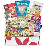 Vegan Gluten Free Dairy Free Healthy Snacks: Perfect Vegan Easter Snacks For A Vegan Gift Basket, Vegan Care Package, Or Gluten And Dairy Free Snacks Gift Baskets.
