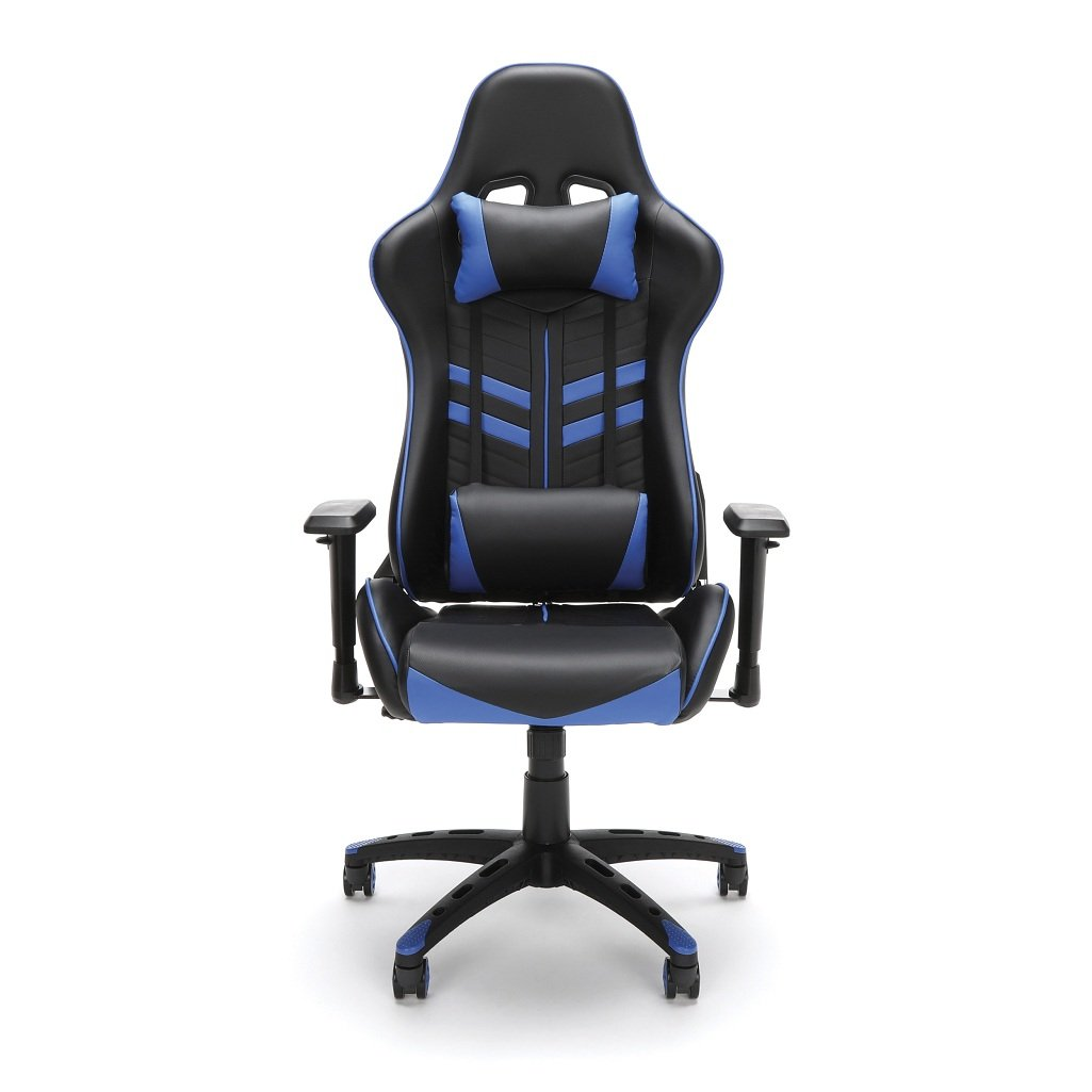 Miraculous Ofm Ess 6065 Red Racing Style Gaming Chair 44 Red Uwap Interior Chair Design Uwaporg