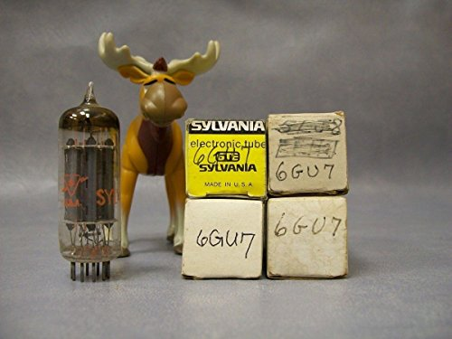6gu7-vacuum-tubes-lot-of-4-sylvania-silvertone