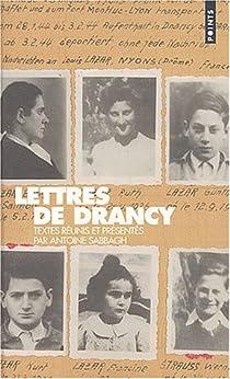 Lettres de Drancy par Sabbagh