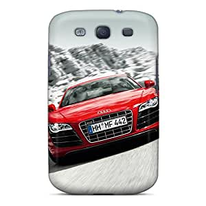 Awesome Design Audi Hard Case Cover For Galaxy S3