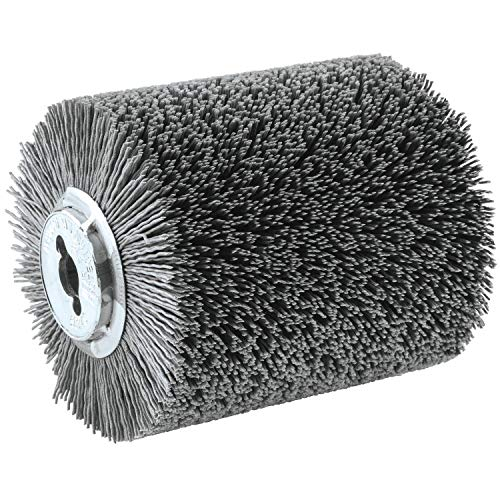 Makita 794383-5 Nylon Brush Wheel, 240 Grit, Fine