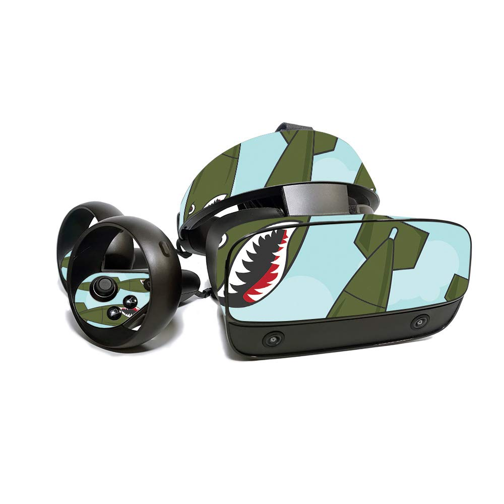 and Unique Vinyl Decal wrap Cover MightySkins Skin for Oculus Rift S Protective and Change Styles Bombs Away Remove Easy to Apply Made in The USA Durable