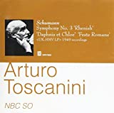 Arturo Toscanini Conducts Schumann, Ravel, and Respighi