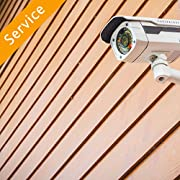 Surveillance Camera Installation - 8 Cameras