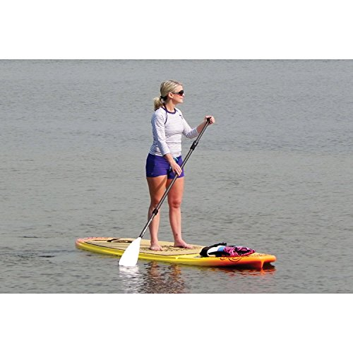 RAVE 2689 Core Crossfit SUP for Yoga & X-Training - Sunset Gold, 11' by Rave (Image #1)