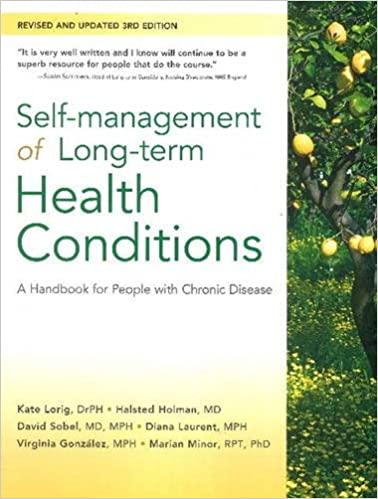 Book Self-Management of Long-Term Health Conditions (3rd Edition)