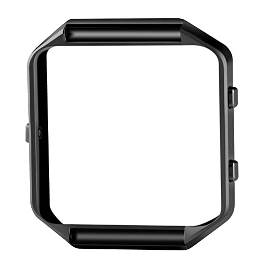 3 opinioni per Telaio per Fitbit Blaze, CAM-ULATA sostituzione degli accessori del metallo