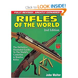 Rifles of the World John Walter