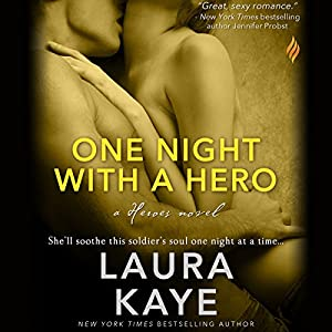One Night with a Hero Audiobook