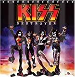 Kiss Destroyer Fabric Bathroom Shower Curtain