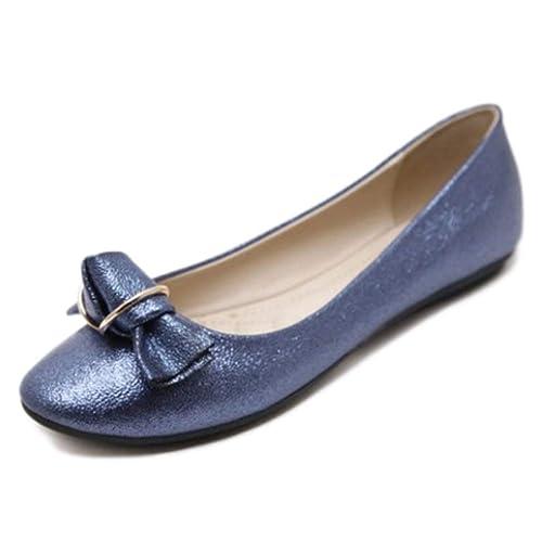 Zapatos Mocasines Cómodos para Mujer Piel PU Planta Acolchada para Total Confort y Comodidad EN Ideales para Caminar o Conducir Casual: Amazon.es: Zapatos y ...