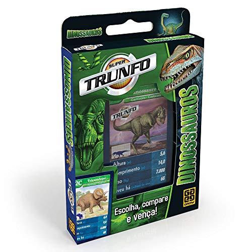 Trunfo Dinossauros  Grow