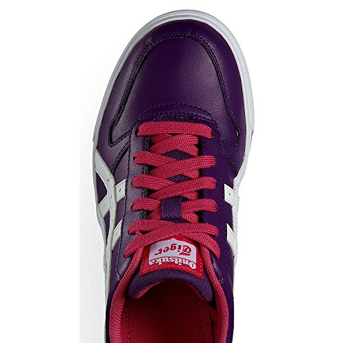 Donna scarpe Onitsuka Tiger aaron gs purple 1415