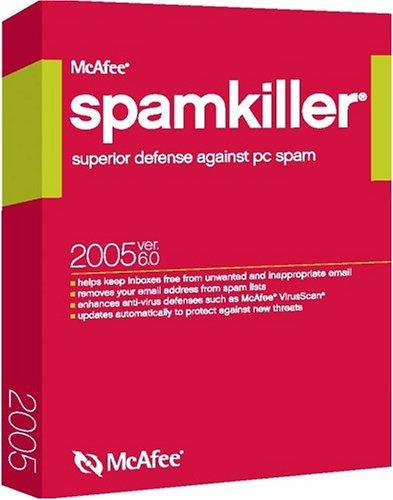 McAfee Spamkiller 2005 6.0 [LB]