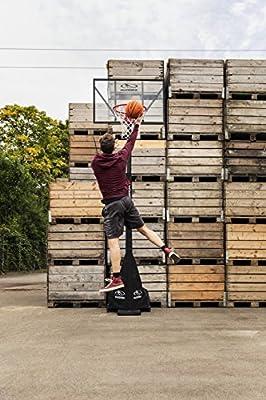 Hudora Baloncesto Soporte de 305 Competition Pro, Altura Regulable ...