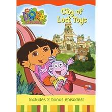Dora the Explorer - City of Lost Toys (2003)