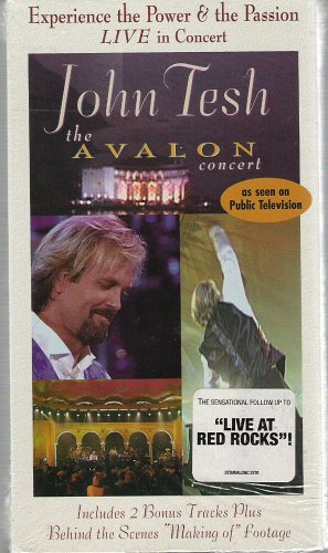 John Tesh the Avalon Concert - Mall Avalon