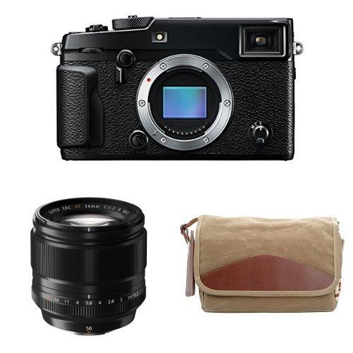 Fujifilm X-Pro2 Body Professional Mirrorless Camera  + XF56m