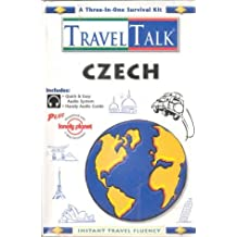 Traveltalk Czech: Travel Survival Kit. 1 Cassette, Audio Guide & Book