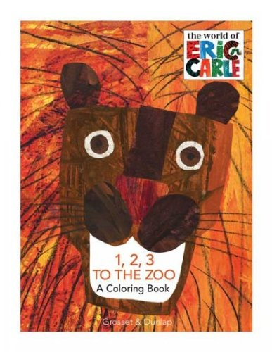 (1,2,3 TO THE ZOO)1,2,3 to the Zoo BY Carle, Eric[Author]Paperback
