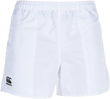 Canterbury Professional Rugby Pantalones Cortos con Cintura Elástica, Hombre: Amazon.es: Ropa y accesorios