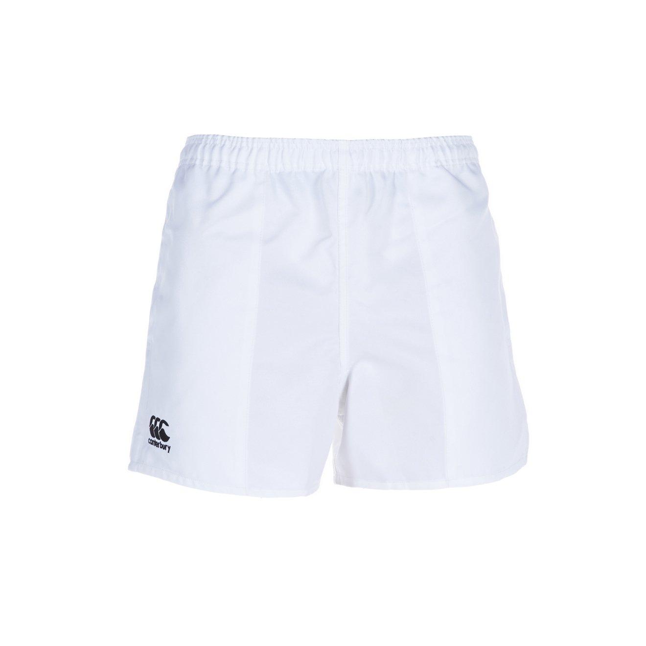 TALLA S. Canterbury Professional Rugby Pantalones Cortos con Cintura Elástica, Hombre