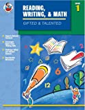 Gifted and Talented Reading, Writing, and Math, Carson-Dellosa Publishing Staff, 0742417611