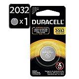Duracell 2032 - Pila de botón de litio de 3 V, batería de larga duración, 1 unidad