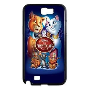 Samsung Galaxy Note 2 N7100 Phone Case The Aristocats AL389763