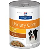 Hill's Prescription Diet c/d Multicare Urinary Care Chicken & Vegetable Stew Canned Dog Food 12/12.5 oz