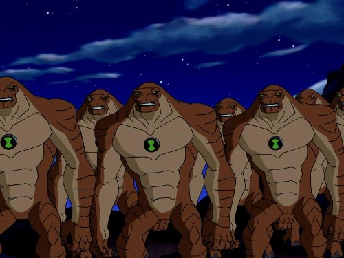 The Final Battle Part 2 Ben 10 Alien Force