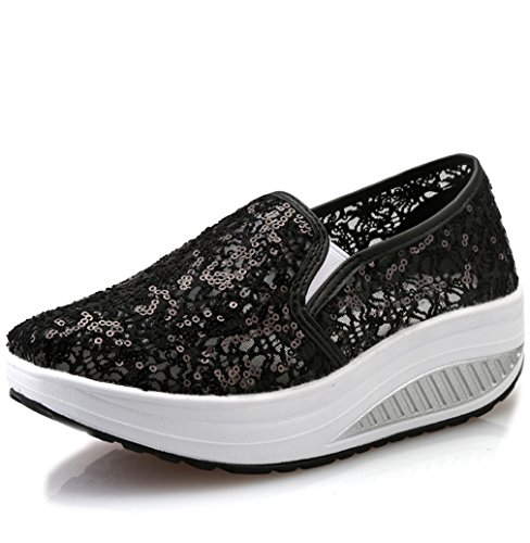 Sneaker Solshine donna donna nero Solshine 2 2 nero donna Sneaker Sneaker Solshine nero pI4wIqAT